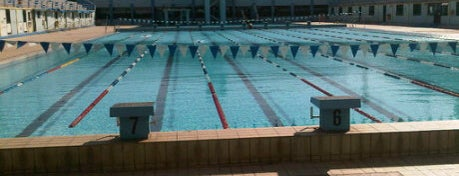 National Pool Complex is one of Done.