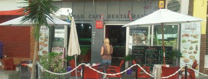 MB Bar Cafe Restaurante is one of Puntos de distribucion Torrevieja.