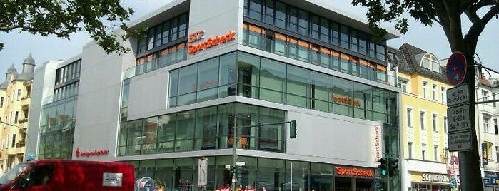 SportScheck is one of Berlin.