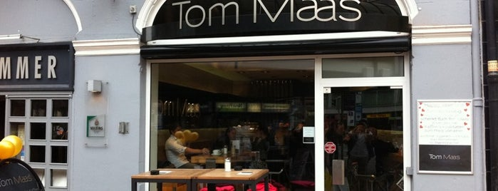 Tom Maas is one of Hannover.