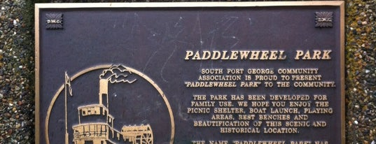 Paddlewheel Park is one of Prince George Parks & Playgrounds.
