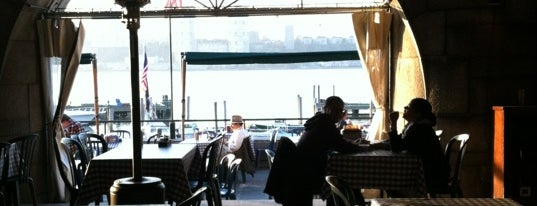 The West 79th Street Boat Basin Café is one of Drink Outside NYC.