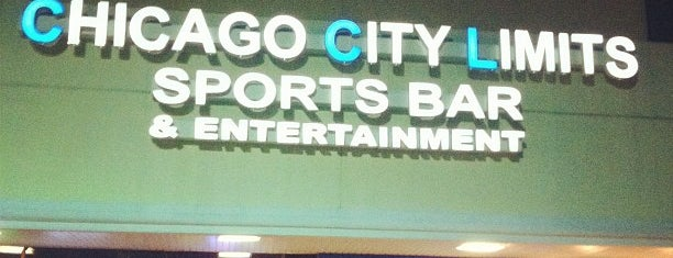 Chicago City Limits is one of Official Blackhawks Bars.