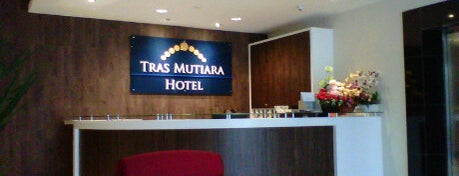 Trans Mutiara Hotel is one of @Bentong, Pahang.