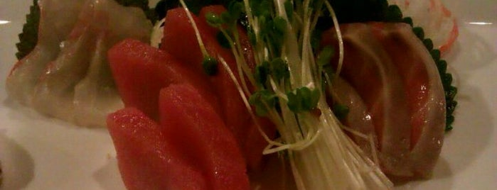 The Sushi Bar 1 is one of Japanese flair in Saigon.