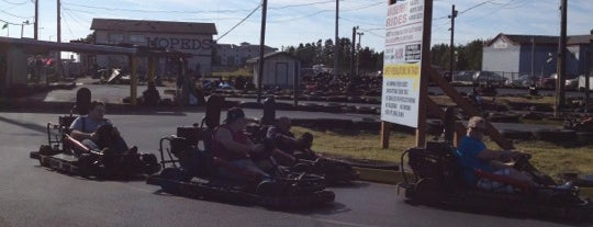 Long Beach Go Carts is one of My Saved Places.