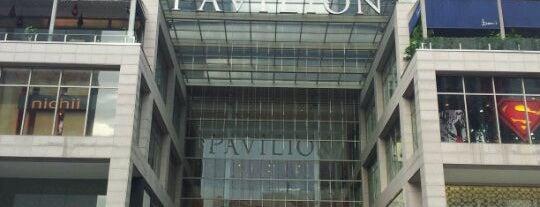 Pavilion Kuala Lumpur is one of Sing trip.