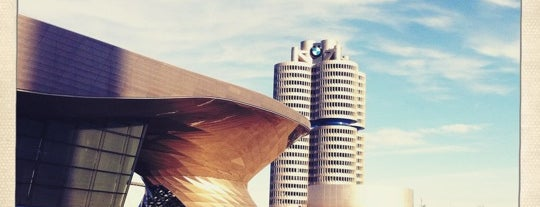 BMW World is one of All the great places in Munich.