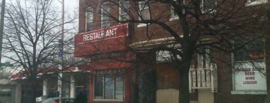 New Wyman Park Restaraunt is one of Best of Baltimore - Diners.