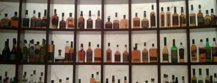 Bourbon Bar is one of Atlanta At Its Best.