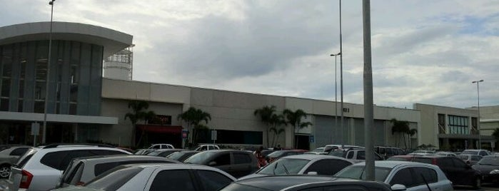 Shopping Tamboré is one of Shoppings Grande SP.