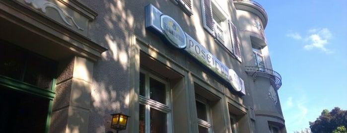 Restaurant Poseidon is one of Erlangen.