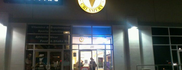 Marble Slab Creamery is one of Nom nom in GTA.