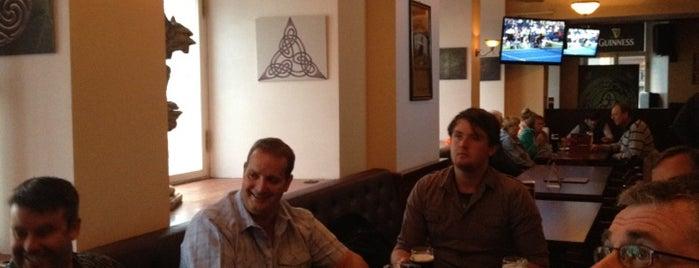 Mad Murphy's Irish Pub & Grill is one of The Barman's bars in Tallinn.