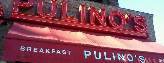 Pulino's is one of Best Pizza.