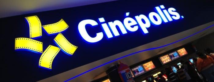 Cinépolis is one of Azcapunk.