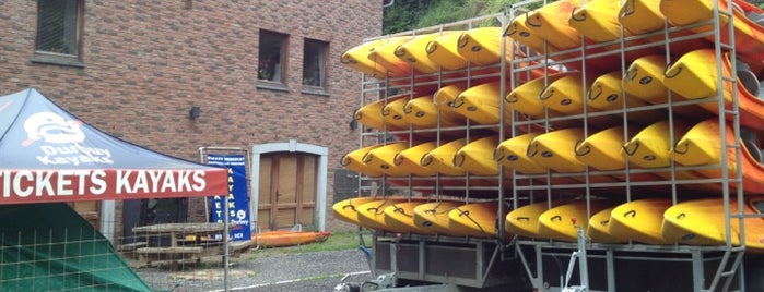 Durbuy Kayaks is one of Uitstap idee.