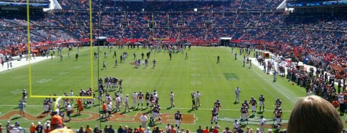 Sports Authority Field at Mile High is one of Best Stadiums.