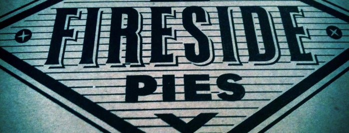 Fireside Pies is one of Shops!.