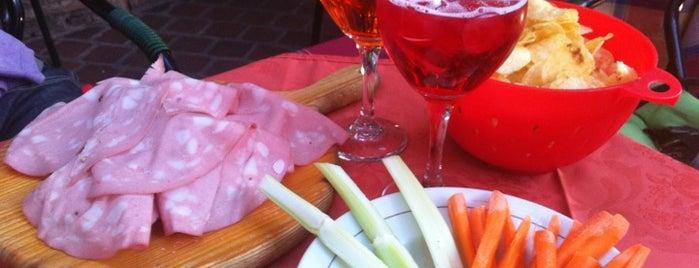 Cantina 61 is one of Aperitivi Cocktail bar e altro Brescia.