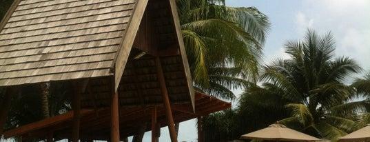 SALA Samui Resort & Spa is one of Getaway   Hotel.