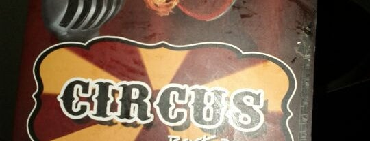 Circus Rock Bar is one of Casas Noturnas - Belo Horizonte.