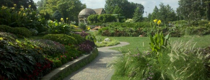 Sunken Gardens is one of Family Fun Places - Lincoln, NE.