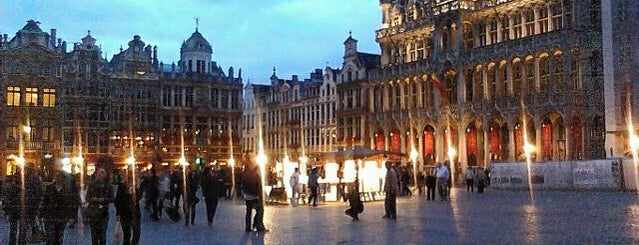 Grand Place / Grote Markt is one of Best of World Edition part 2.