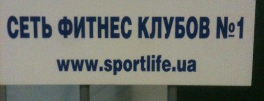 Спортивные клубы