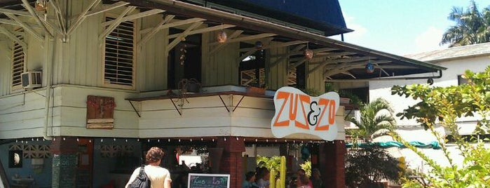 Zus & Zo is one of Top 10 favorites places in Paramaribo.