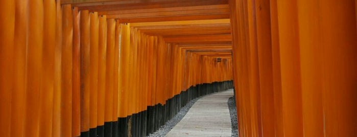 Fushimi Inari Taisha is one of Japan must-dos!.