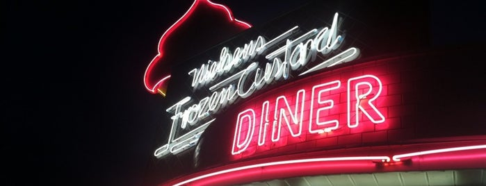 Nielsen's Frozen Custard is one of 20 favorite restaurants.