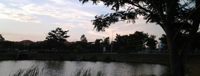 Kolam Tadahan Air 1 a.k.a Fishing Spot. is one of Favorite Great Outdoors.