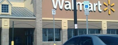 Walmart is one of Don't Like or Bad Service, ect....