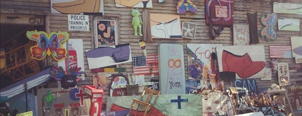 The Heidelberg Project is one of Detroit List #VisitUS.