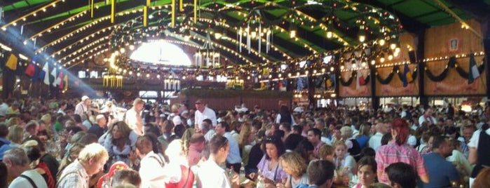 Augustiner-Festhalle is one of Oktoberfest all big tents todo list.