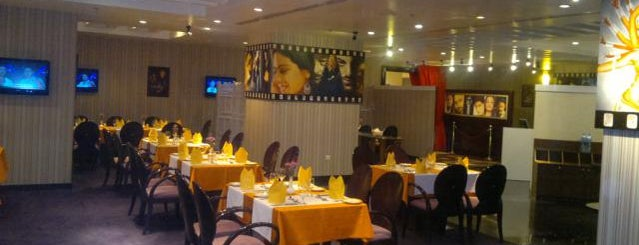 Bollywood Lounge & Restaurant is one of Doha's Restaurants.