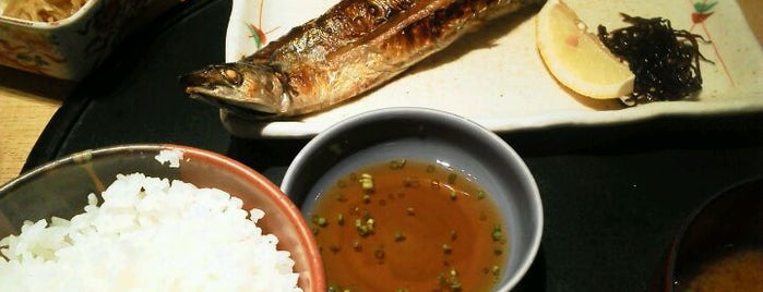 食彩 かどた is one of Ebisu Hiroo Daikanyama Restaurant 1.