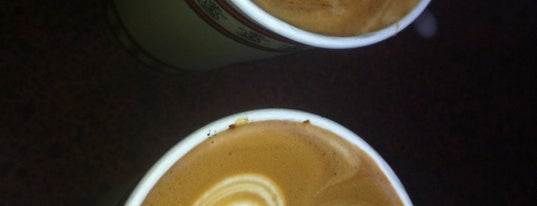 Cherry Street Coffee House is one of Rata's Seattle Coffee Trip - A Coffee Crawl!.