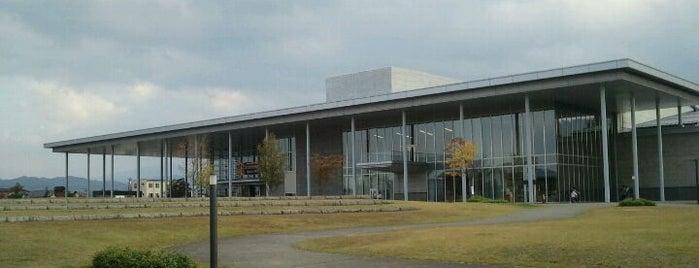 Yonezawa City Uesugi Museum is one of Jpn_Museums2.