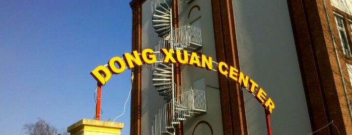 Dong Xuan Center is one of Berlin: eats.