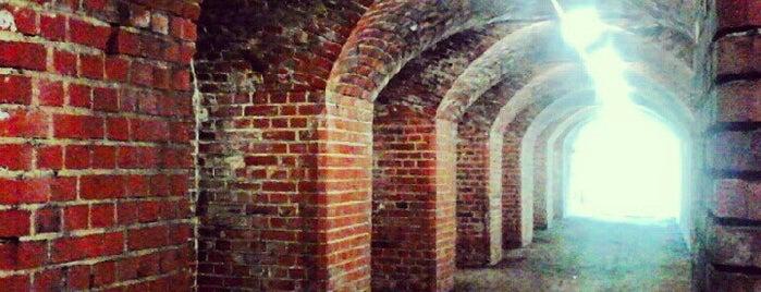 Форт №5 — Король Фридрих-Вильгельм III is one of Сходить в Калининграде.