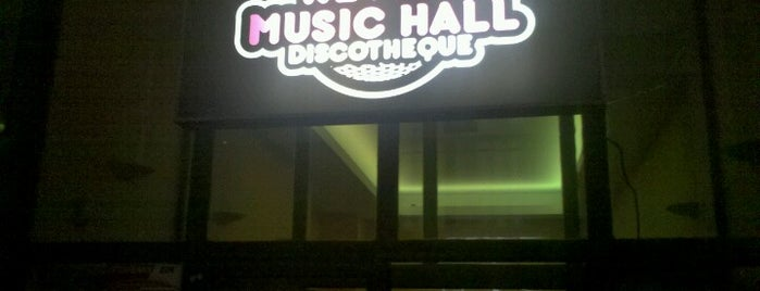 Retro Music Hall is one of prazsky bary / bars in prague.