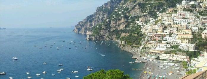 Best places in Positano, Italia