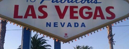 The Las Vegas Strip is one of Dream Destinations.