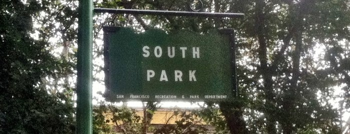 South Park is one of A Visitors Guide to Silicon Valley by Steve Blank.