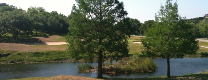 Great Hills Country Club is one of All American's Golf Courses.