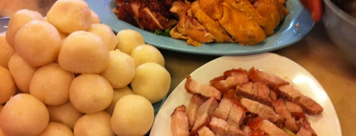 Famosa Chicken Rice Ball (古城鸡饭粒) is one of Eat❷.