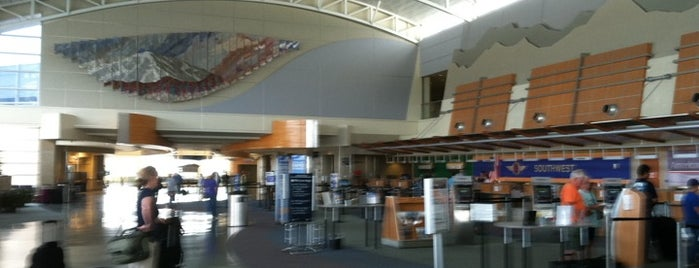Airport-Boise Air Terminal is one of Airports in US, Canada, Mexico and South America.