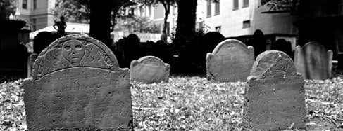 IWalked Boston's Crimes-Haunts (Self-guided tour)